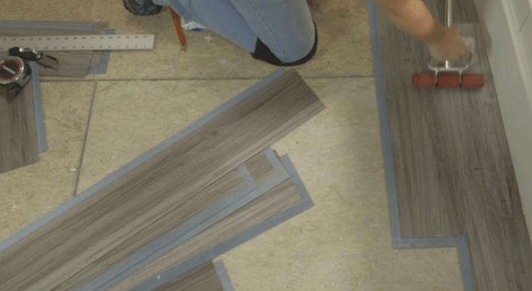 Installing Allure Flooring Over Ceramic, Allure Flooring Over Tile