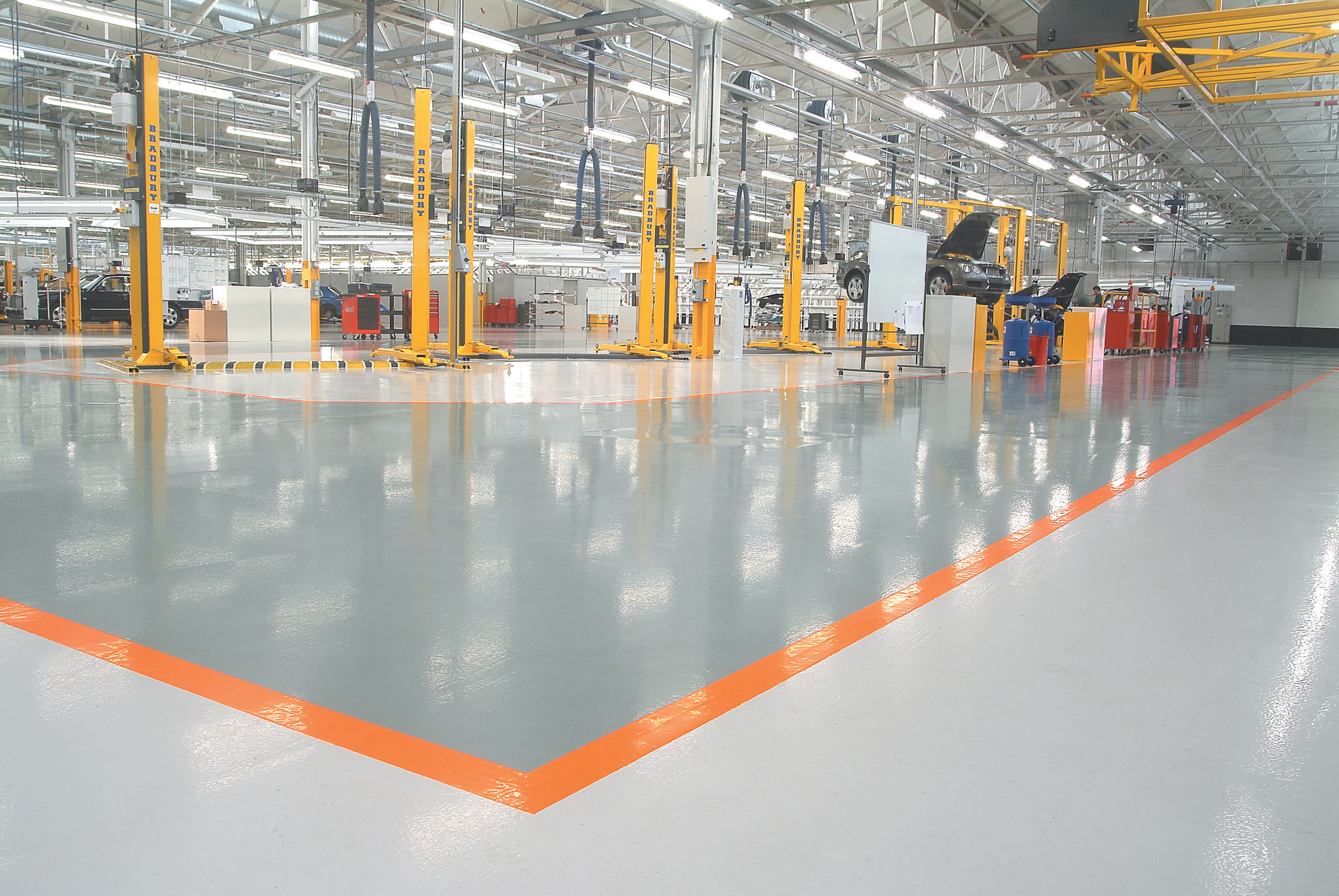 Industrial Flooring Which type is right for my business