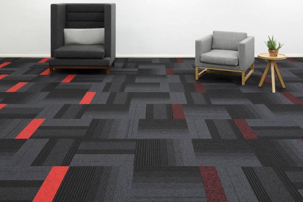 top benefits of carpet tiles all floors