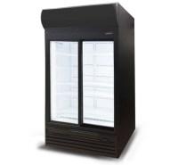 SLIDING GLASS DOOR DISPLAY FRIDGE - GM0980LS