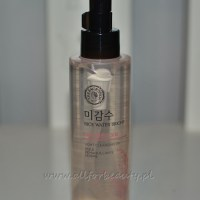 The Face Shop Rice Water Bright Cleansing Light Oil - recenzja