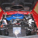 1967 Mustang 289 2v Engine Color Ford Mustang Forum