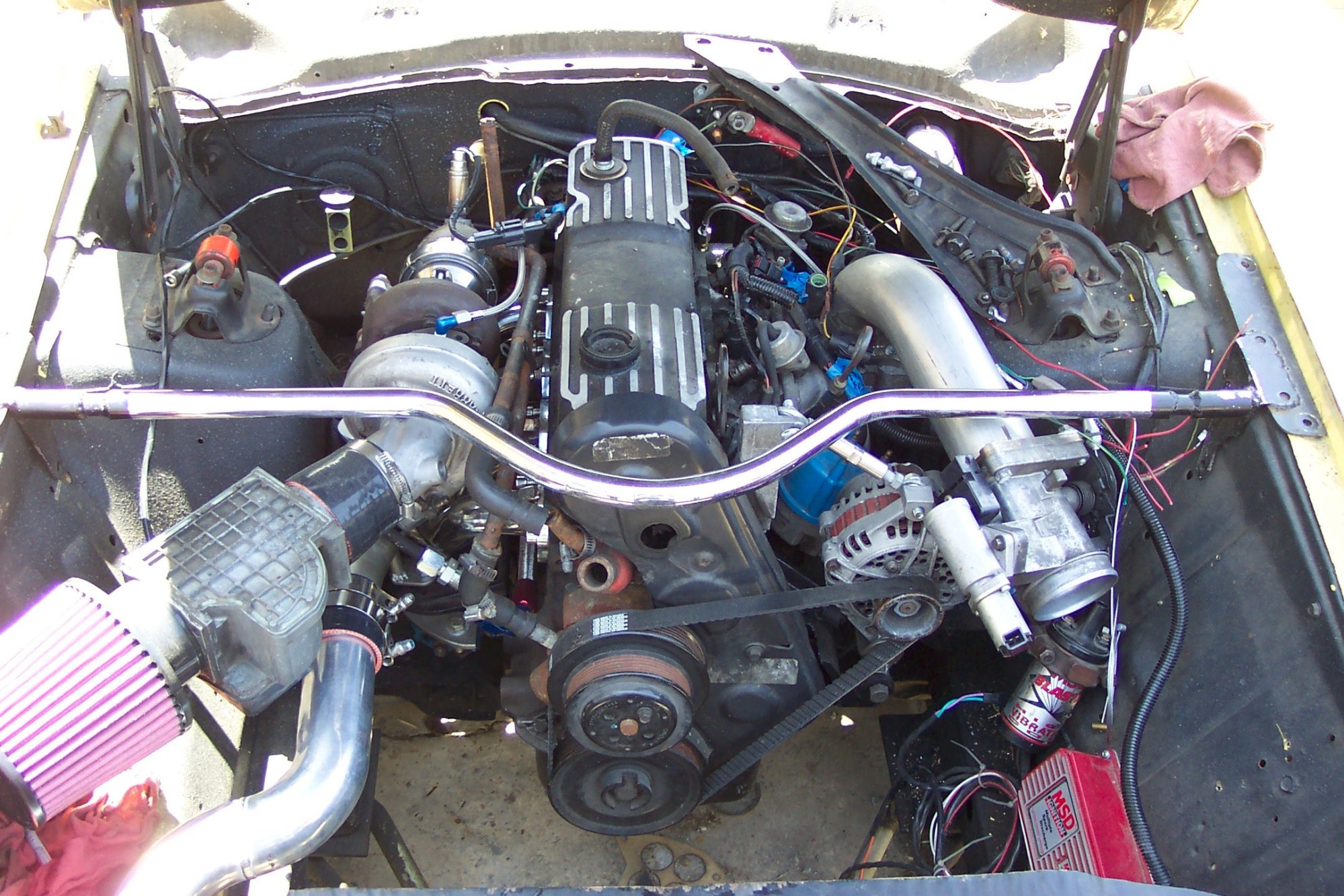 hight resolution of 2 3 turbo swap and wont start no low spark ford mustang forum wiring diagram ford courier 1999 4k wallpapers design