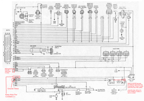 small resolution of 1986 mustang gt engine diagram wiring library 1986 mustang gt efi wiring schematics wiring diagrams u2022