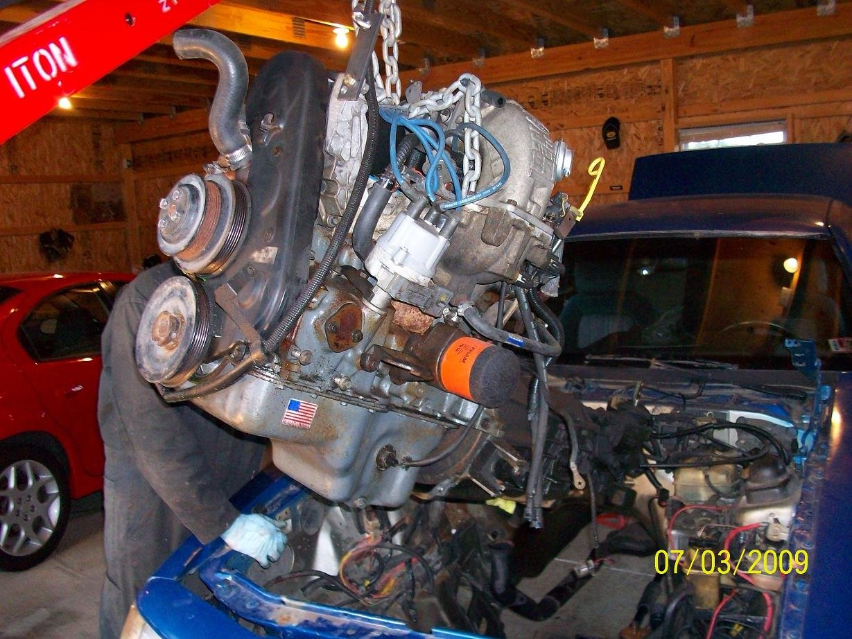 Turbo Coupe Swap Into Mustang Lx Hatchback