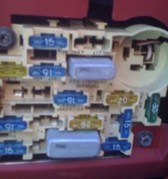 pic needed of 1989 mustang 2 3 fuse box ford mustang forum 2002 mustang fuse box [ 1600 x 1200 Pixel ]