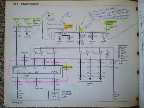 small resolution of 2006 mustang v6 fuse diagram