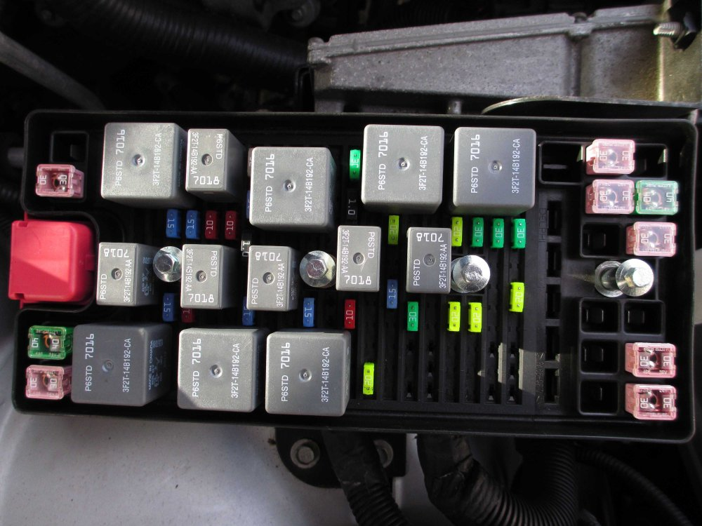 medium resolution of 2009 mustang fuse box diagram 2006 mustang gt fuse diagram 2007 ford econoline fuse diagram ford