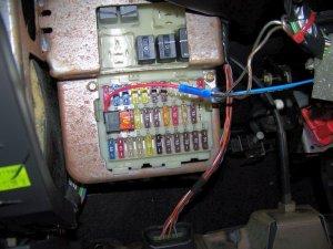 2006 Mustang GT Valentine 1 Hardwire Installation  Ford