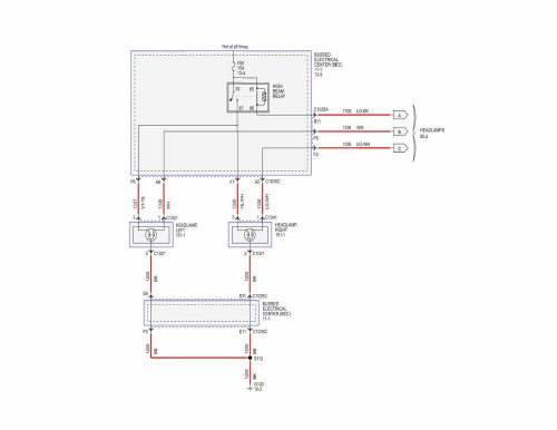 small resolution of click image for larger version name headlamp 01 jpg views 9823 size fuse panel diagram for 2005 mustang gt