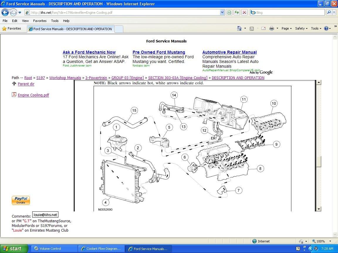 hight resolution of 2007 ford mustang radiator diagram car fuse box wiring diagram u2022 rh suntse de 1978 ford