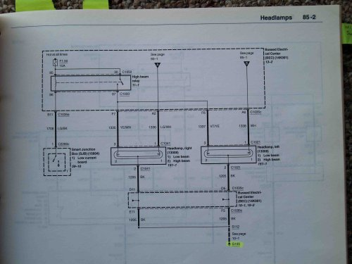 small resolution of 2008 gt headlight wiring diagram ford mustang forum