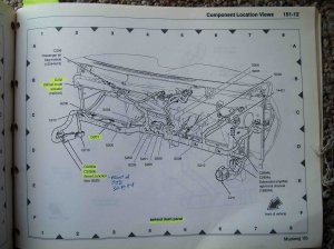 2008 GT Headlight Wiring Diagram?  Ford Mustang Forum