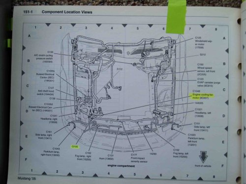 small resolution of 2004 mustang headlight wiring diagram wiring diagram world 2004 mustang headlight wiring diagram