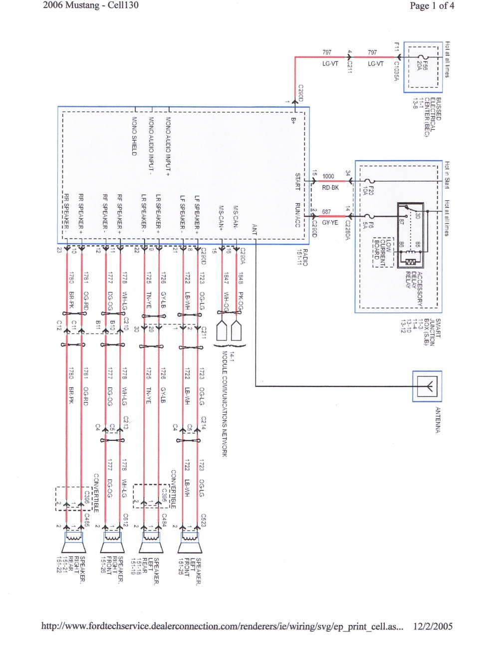 medium resolution of wiring diagram for 2006 shaker 1000 get free image about 2006 ford mustang shaker 500 audio