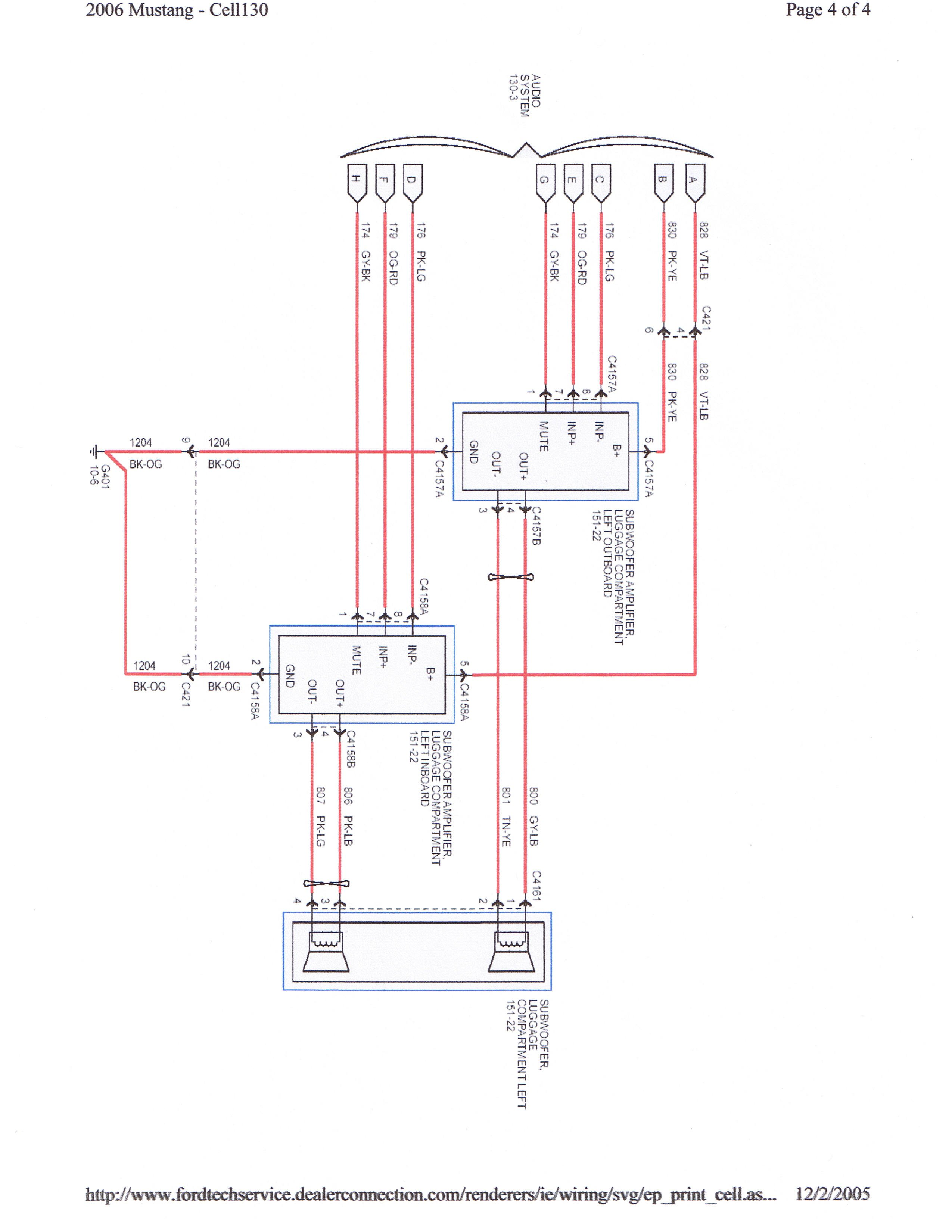 single subwoofer wiring diagram database architecture ford mustang forum view post shaker 500 1000