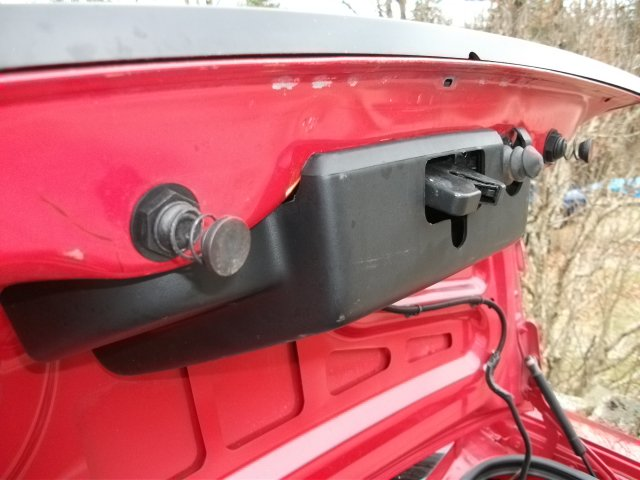 Trunk Latch Issue Ford Mustang Forum