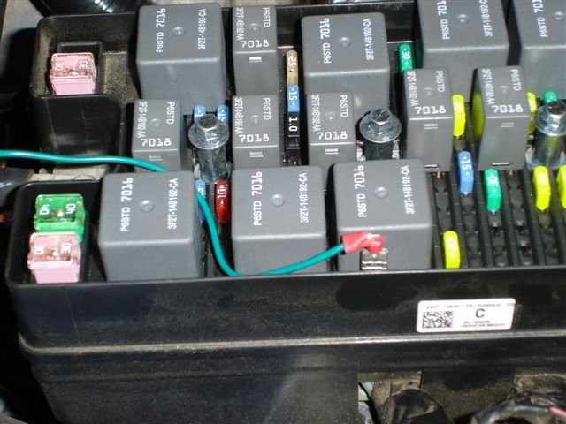 Ford Focus Se Fuse Box 06 V6 Mustang Cooling Fan Problem Ford Mustang Forum