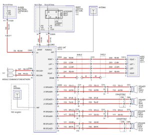 Radio wiring diagram for 2008 v6?  Ford Mustang Forum