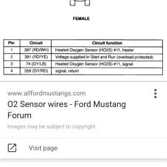 O2 Sensor Wiring Diagram Toyota Ca18det Harness 24 Images