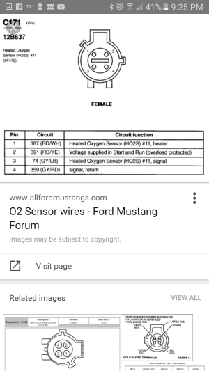87 Mustang Gt O2 Wiring Harness Diagram   Wiring Library