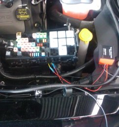 click image for larger version name 2010 10 01 17 22 03 wiring autometer tach shiftlight  [ 2048 x 1536 Pixel ]