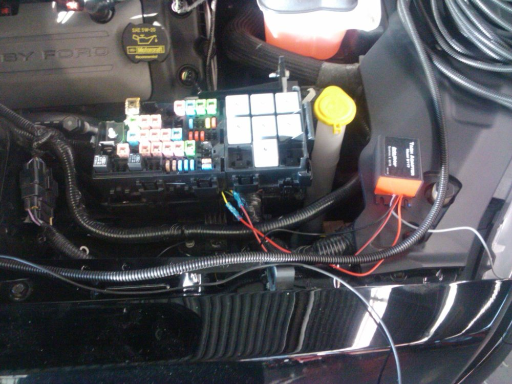 medium resolution of click image for larger version name 2010 10 01 17 22 03 wiring autometer tach shiftlight