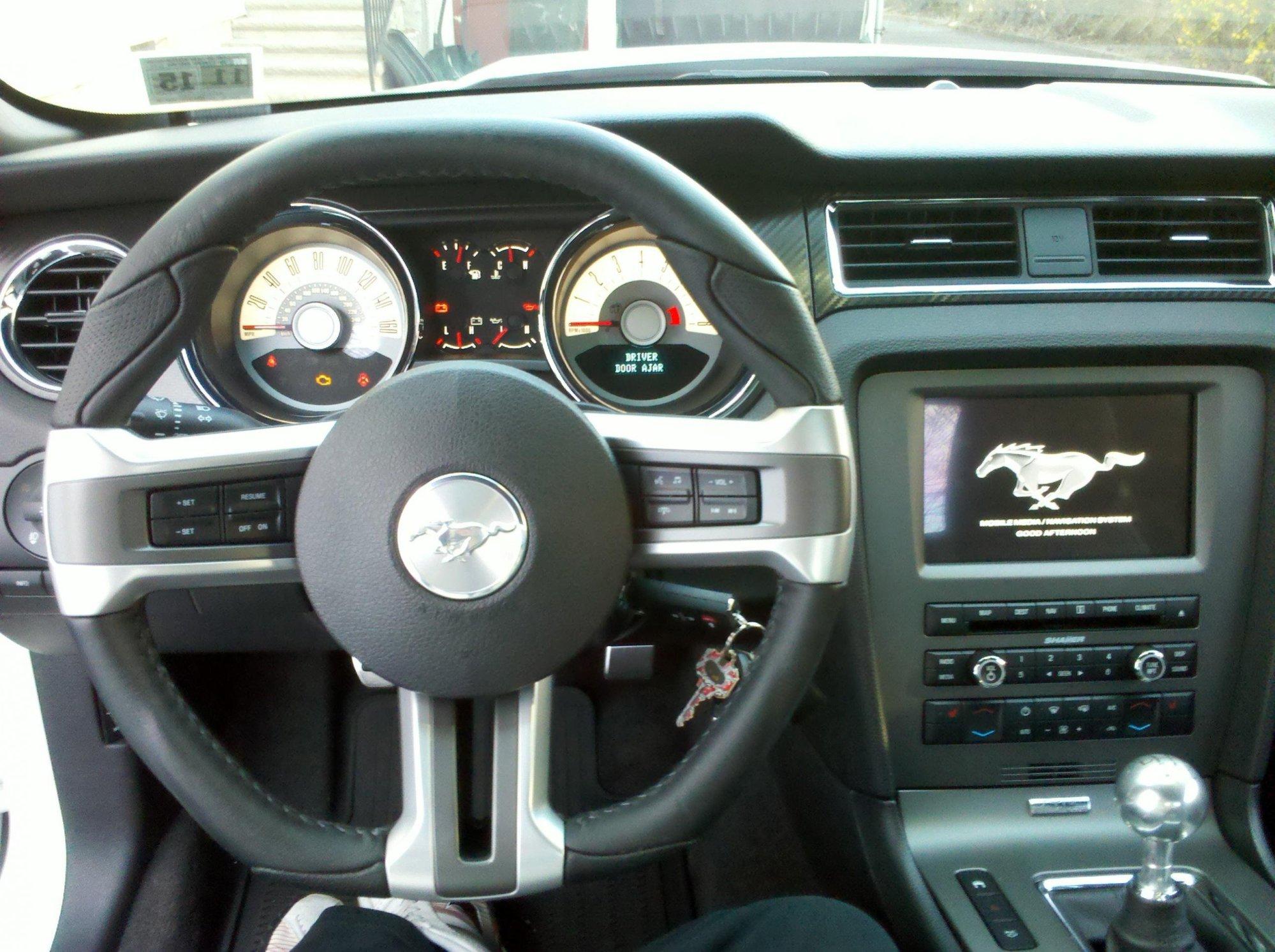 hight resolution of new revolution steering wheel install img 20110414 175033 jpg