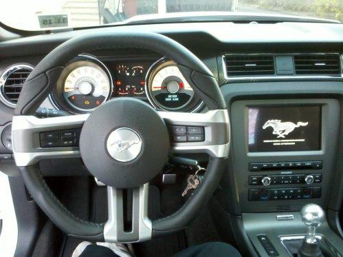 small resolution of new revolution steering wheel install img 20110414 175033 jpg
