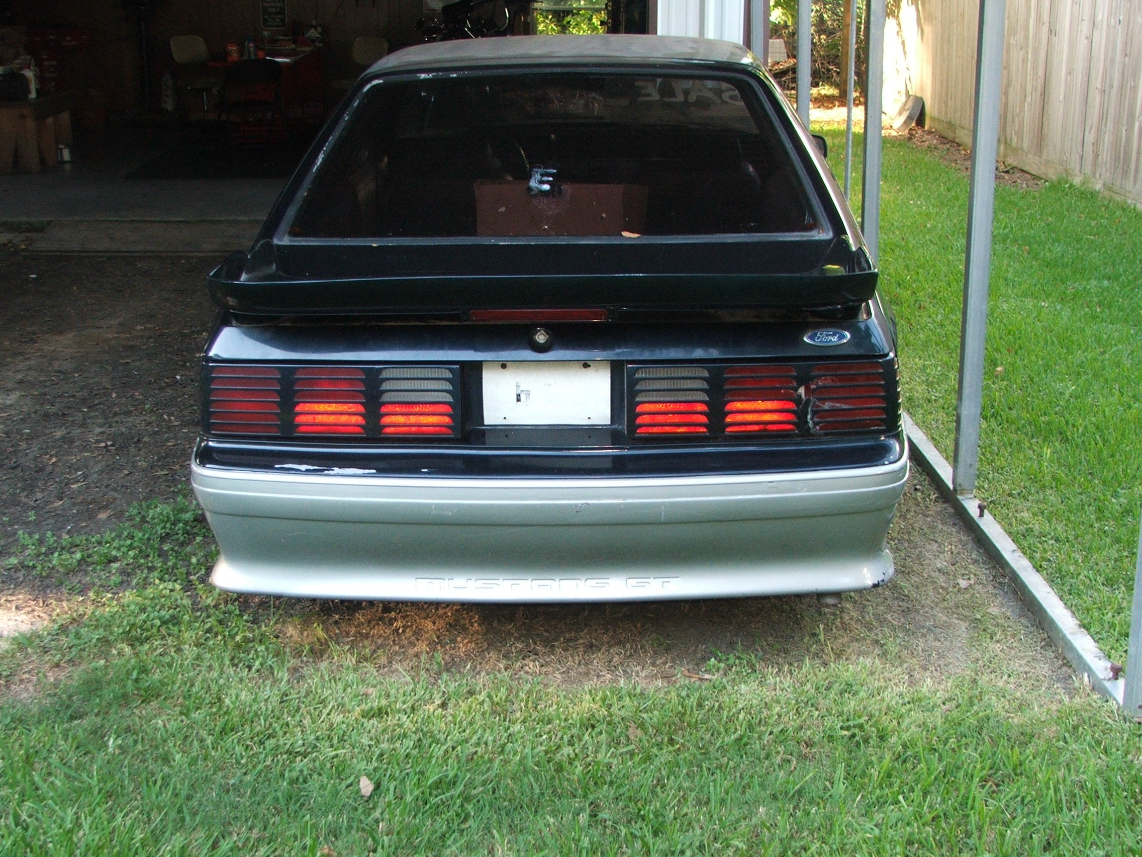 Need Help With Wiring Underhood 1990 Mustang Ford Mustang Forum
