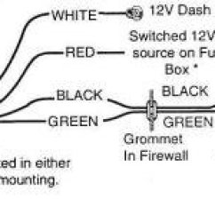 Chevy Electronic Ignition Wiring Diagram Push Mower How To Install A Tach ? - Ford Mustang Forum