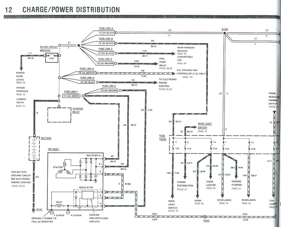 1995 Corvette Wiring Diagram Power Door Lock. Corvette