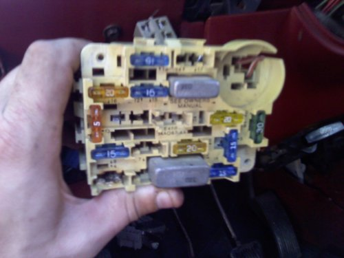 small resolution of fox body mustang fuse box wiring diagram namefox fuse box 15