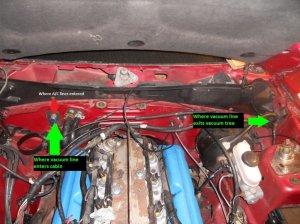 1995 Mustang gt, Fan not working!  Ford Mustang Forum