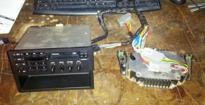 1989 Mustang LX Radio wiring problems?  Ford Mustang Forum