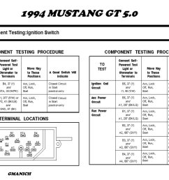 plug wires diagram for 1994 mustang wiring diagram site 1994 mustang gt ignition wiring diagram 1994 mustang gt wiring diagram [ 1024 x 768 Pixel ]
