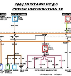 headlights vs parking lights the mustang source ford mustang forums 91 mustang 94 mustang lamp diagram [ 1024 x 768 Pixel ]