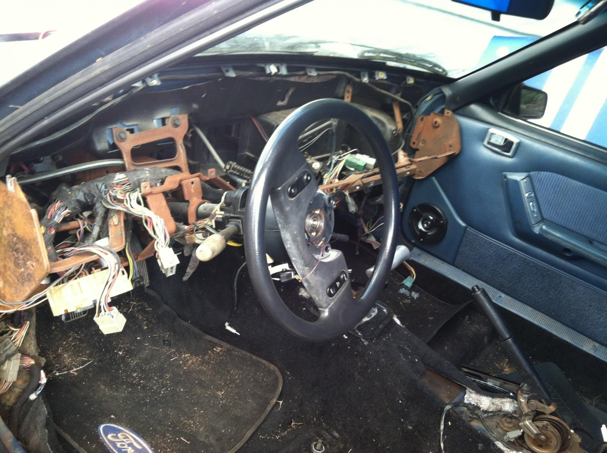 hight resolution of click image for larger version name image jpg views 3727 size 613 8 88 mustang dash wiring diagram ford mustang forum click