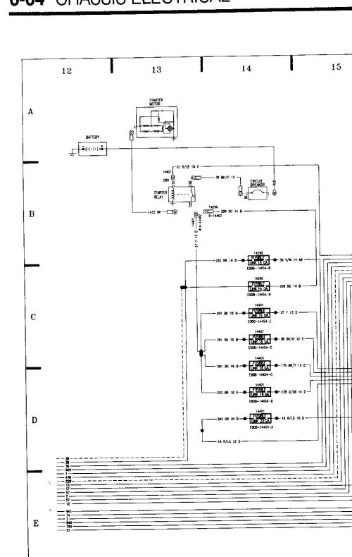 small resolution of 1990 mustang solenoid wiring wiring diagrams terms 1990 mustang lx 5 0 starter solenoid wiring problems