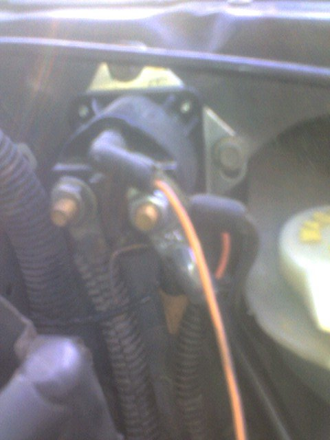 2000 Ford Explorer Wire Diagram Wiring Problem With Starter Relay On 1986 Mustang 5 0