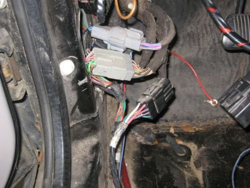 2012 ford focus diagram fios router wiring aod to t5 swap procedure - mustang forum