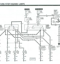 1989 mustang turn signal wiring diagram detailed schematics diagram rh jvpacks com [ 1000 x 805 Pixel ]