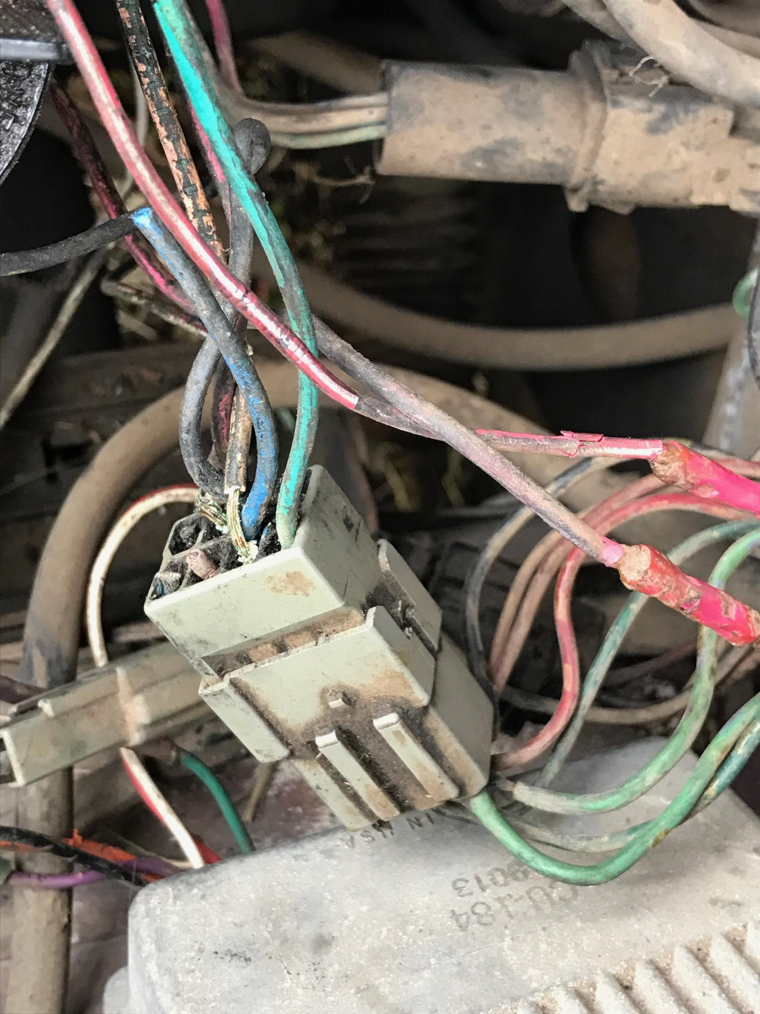 0 5 Mustang Tach Wiring | Wiring Schematic Diagram - pokesoku.co  Mustang Wiring Harness on