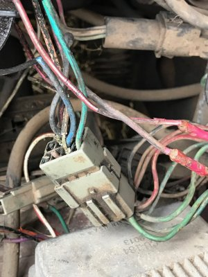 1985 Mustang 50 Wiring question  Ford Mustang Forum