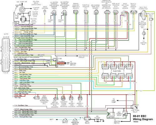 small resolution of 1990 ford mustang wiring diagram free download wiring diagram rows 1990 mustang wiring schematic wiring diagram