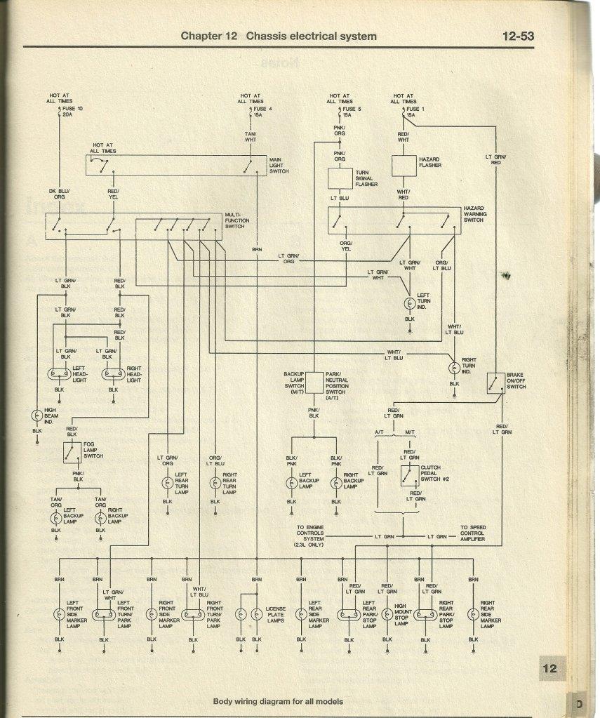 turn signal wiring diagram bmw x5 e70 headlight fox - ford mustang forum