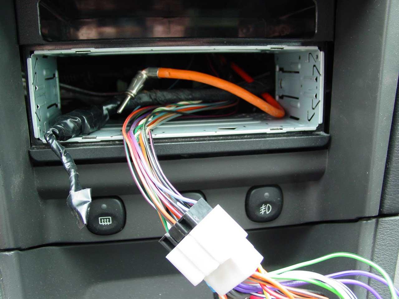 Mountaineer Radio Wiring Diagram Also Starting System Wiring Diagram