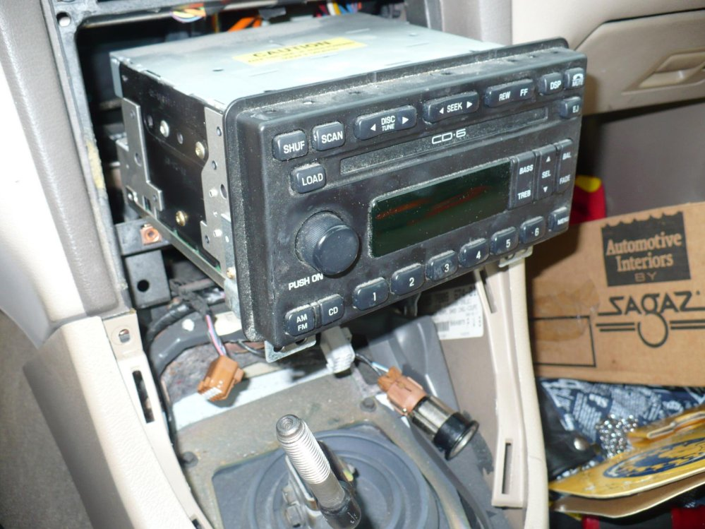 medium resolution of mach 460 6 disc cd changer problems ford mustang forum