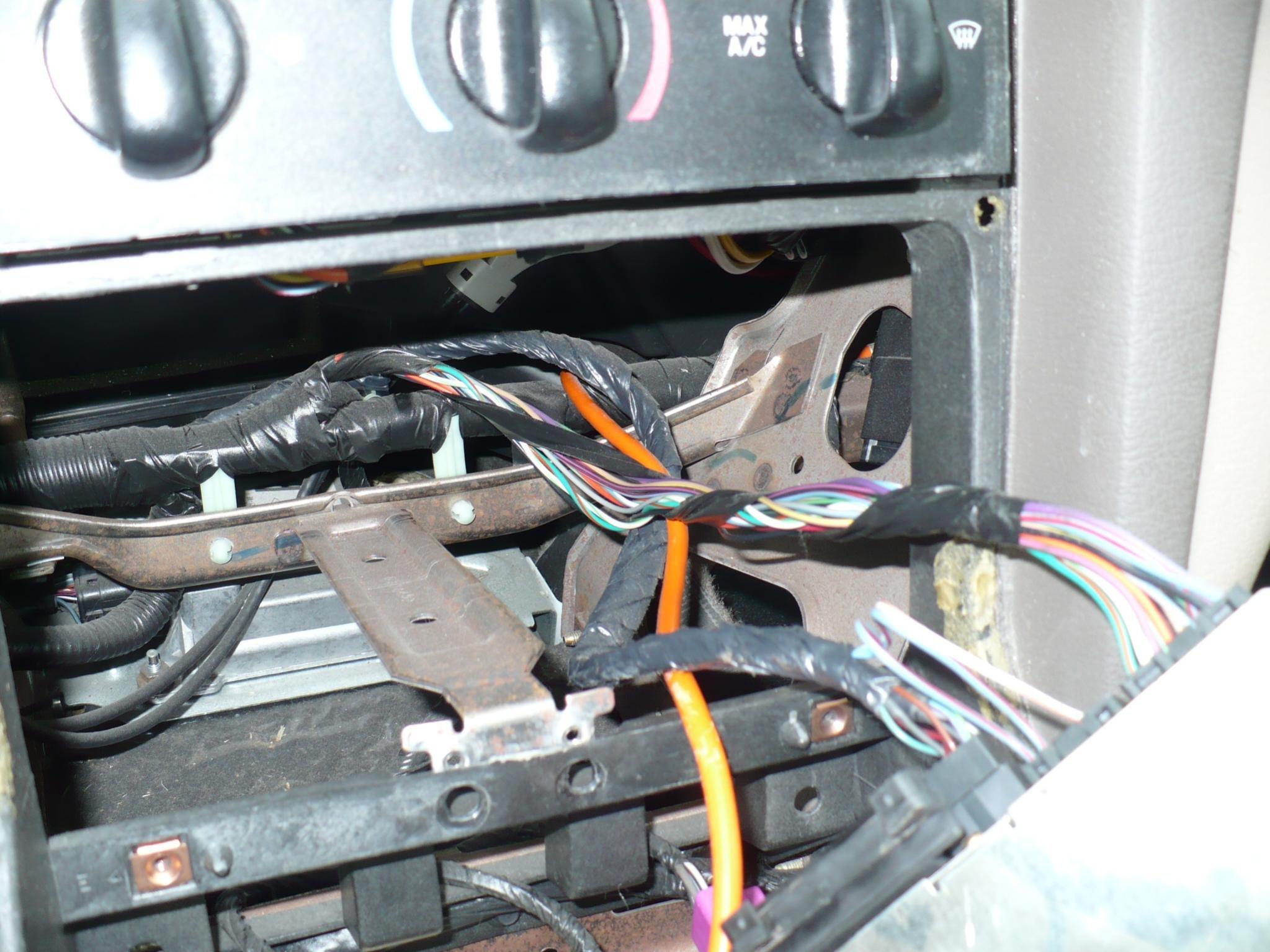 2002 ford econoline radio wiring diagram 12v downlight transformer toyskids co mach 460 6 disc cd changer problems mustang forum