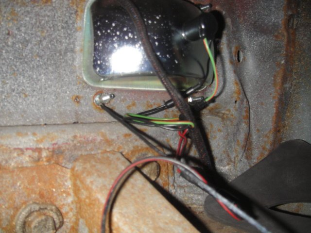 1967 Mustang Gauge Wiring Diagram 1966 Mustang Fb Rear Light Issues And Signal Issues